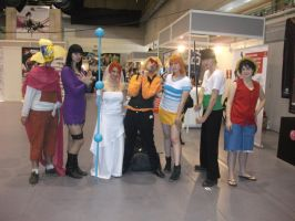 One Piece Group Japan by claudia1542
