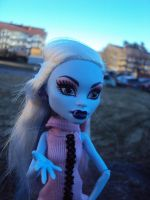 Monster High - Abby Snow. 5 by Jessi-element