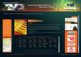 tm Portal design by chronicless