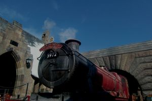 The Hogwarts Express by drsteve5794