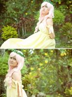 My Little Pony: Fluttershy iii by patdes