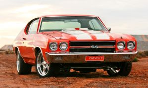Classic Chevelle by RaynePhotography