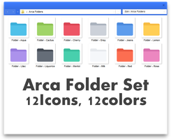 Arca Folders by Devonix