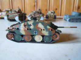 Hetzer by warrior1944