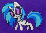 Vinyl Scratch by tee-kyrin
