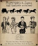 Mumford and Sons Poster by K1D6R4Y