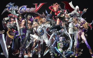 Soul Calibur V Desktop Background by hskfmn