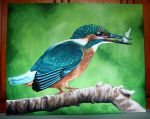 Kingfisher by Gregor1992