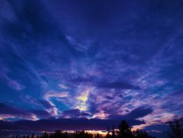 Sky-clouds, The Glory Of Photography and Editing by piperpiper7