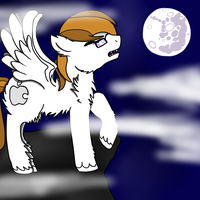 Request: Howl of the werecolt by Muketti