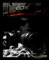 EOS Camera canon slr 450 D by icasialnrdy