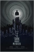The Dark Knight Rises by Barbeanicolas