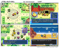 Pokemon Mystery Loss by a-map