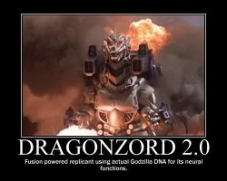Dragonzord 2.0 by maybetoby