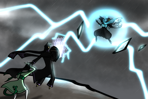 Quest 8: Thunderstorm by Frygia