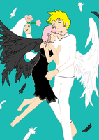 Angelic Love by tifafenrir09