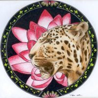 Leopard by Milanthis