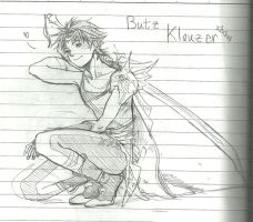 Butz Klauser by ruura