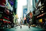 Time Square by maczag