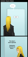 CONTEST- Vexen's Room by xochibi