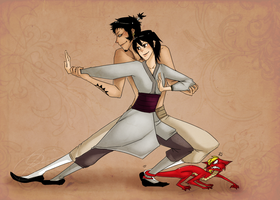 OP: Mulan by eagle-eyes