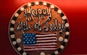 4th of july Giant Cookie by Sula88