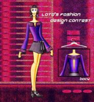 Fashion Design Outfit 2 by Viscious-Speed