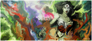 Wonder Woman by Bestie71