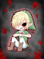 My first Pixelart BEN Drowned by 46Akuma