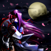 By the Moonlight by RadenWA
