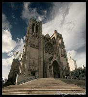 Grace Cathedral by Villie-Valo