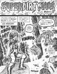 EMPOWERED vol.8's SUPERDIRTY JOBS WITH MAKRO, p.1 by AdamWarren
