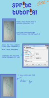 Sprite making Tutorial by adlarymsi