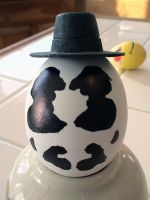 Rorschach Egg by MichellePrebich