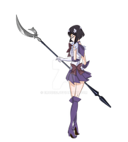 Sailor Saturn by eMCee82