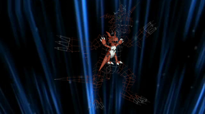 MMD Newcomer DataGrowlmon + DL by Valforwing