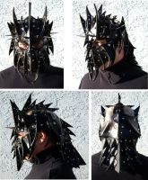 Viper king modular helm by dale-elad