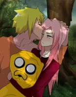 Narusaku by AnimeLoveX