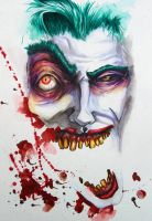 Joker by SpaciousInterior