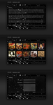 Professional Artist Interface by ipholio