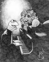 Duet by Jackwrench