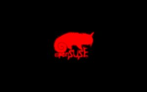 Opensuse Evil Wallpaper by Kryuko