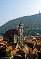 The Black Church - Brasov by TwistedSmile88