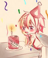 Happy Birthday Shintaro! by shiroiishii