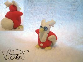 225 Delibird by VictorCustomizer