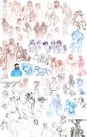 Big SketchDump 06.26.2012 by NatAsplund