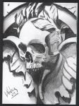westminster skull by Winterravenwitch
