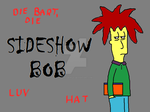 Sideshow Bob by terry12fins24
