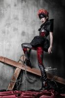 'Blood Noir' - 15 by erwintirta