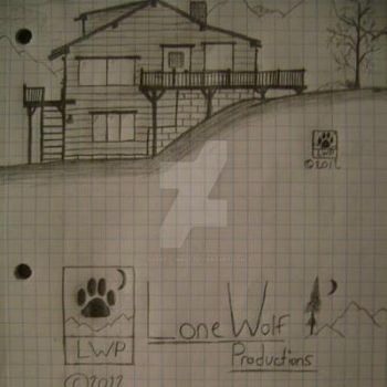 My Drawings - Pencil by Shane-C-Wolf